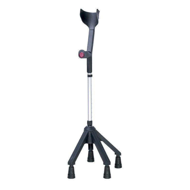 quad crutches