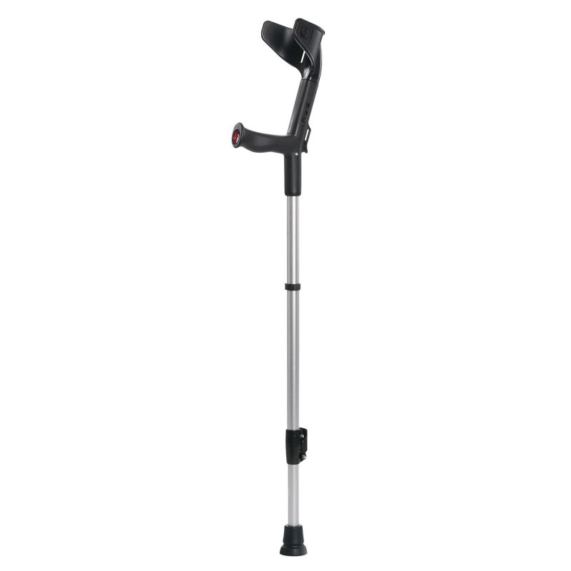 Rebotec BIG 250 - Heavy Duty Forearm Crutches