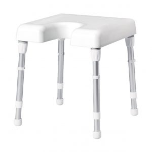 Rebotec-Monaco-Shower-Stool